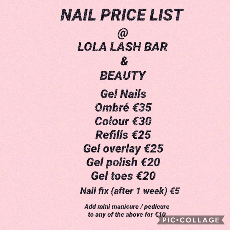 About – Lola Lash Bar and Beauty